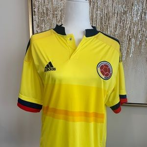 ADIDAS Colombian soccer JERSEY
